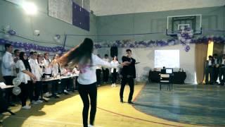 последний звонок 76 школа 12 б класс Грузия Тбилиси