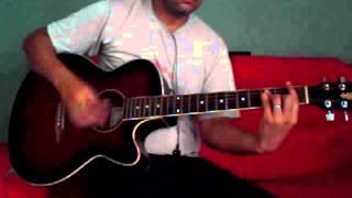 O Rei do Gado no violão