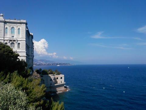 Part 3 Europe from the bus window (Manton Nice Monaco)