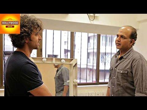 Hrithik Gets Angry With Ashutosh Gowarikar