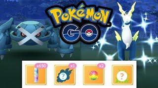 Shiny-Kobalium zu Hause gefangen | Pokémon GO Deutsch #1343