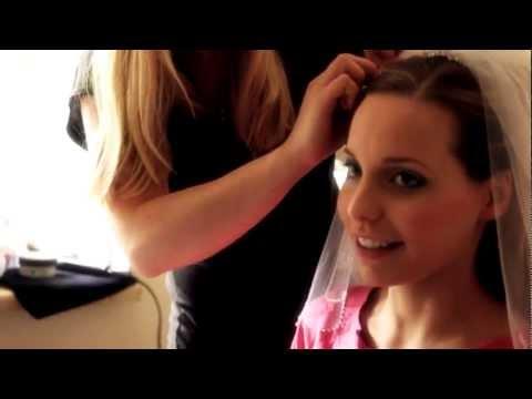 Sophie's Brautvorbereitung - Schloss Lichtenwalde Chemnitz - Hochzeitsfilm Sachsen / CINE EMOTION