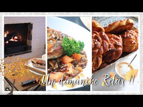 #vlog-du-3-novembre-:-journée-cocooning,-brioche-à-la-cannelle,-soupe-paysanne-aux-haricots-rouges