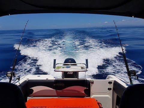 Double hookup - Offshore Gold Coast - Marlin - Dolphin Fish - Mahi Mahi