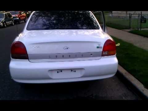 Video0128 3gp 1999 Hyundai Sonata Youtube