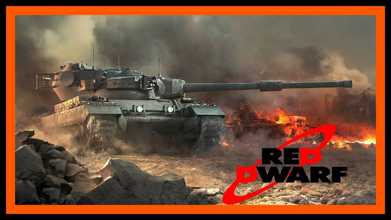 World of Tanks PC Mod - Red Dwarf Voice Pack - YouTube