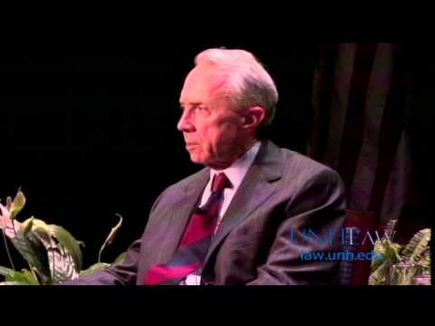 Former Supreme Court Justice Souter on Whether Our Democracy Can Endure?