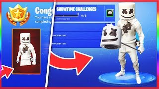 How TO GET The NEW FREE MARSHMELLO SKINS In FORTNITE! - NEW FORTNITE MARSHMELLO EVENT!
