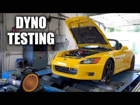 How Much Power Does My Supercharged Honda S2000 Make?