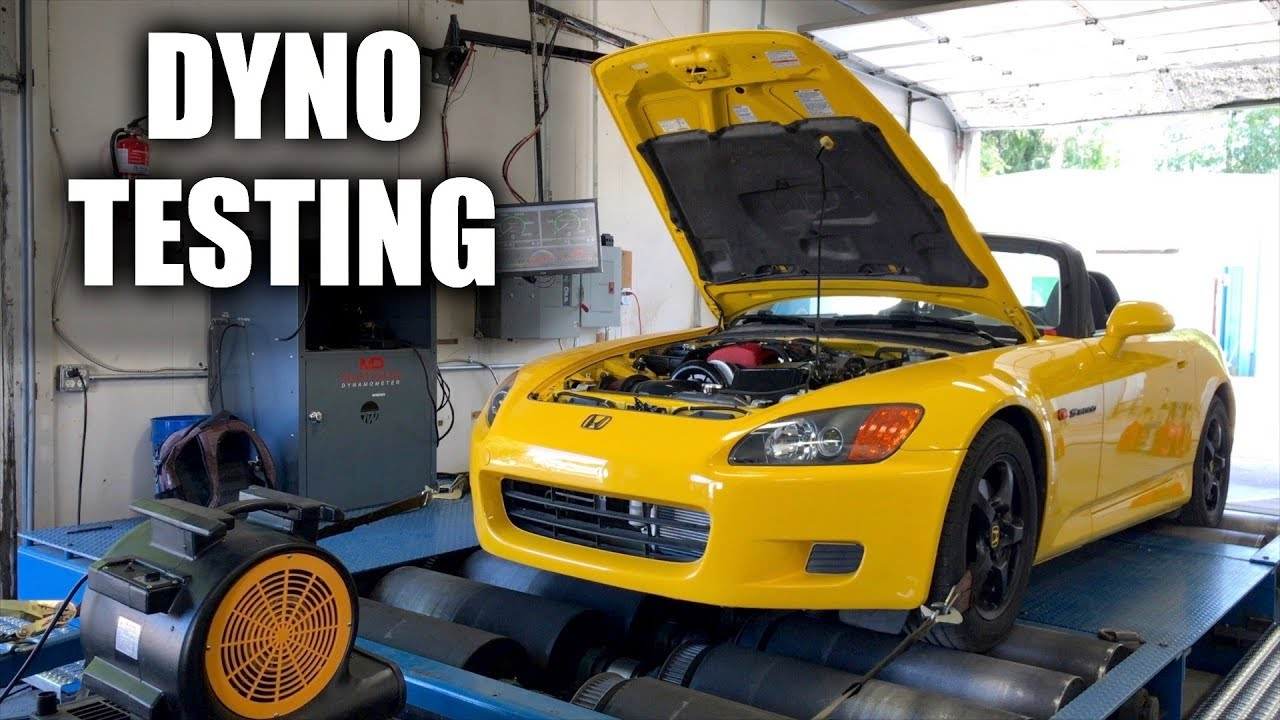 How Much Power Does My Supercharged Honda S2000 Make