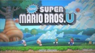 NewスーパーマリオブラザーズUを初見実況プレイ!第1回