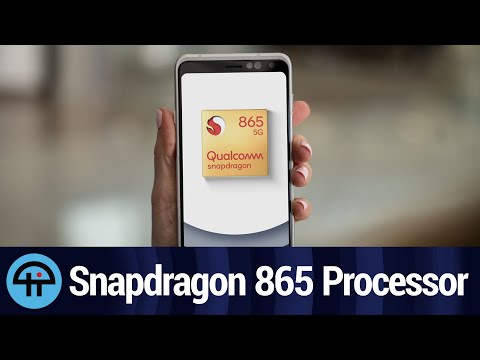 The New Qualcomm Snapdragon 865 Processor