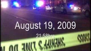 Police Radio Transmission - Tampa Police Officer Down