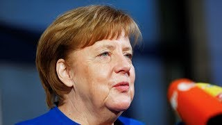 Coalition talks between Merkel's CDU and SPG drag on