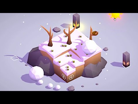 Sizeable - A Cleverly Crafted Experimental 3D Puzzle Game Where Size Really Matters! (Prototype)