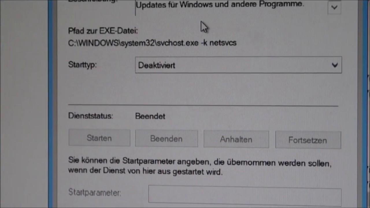 Windows 10 Search Deaktivieren