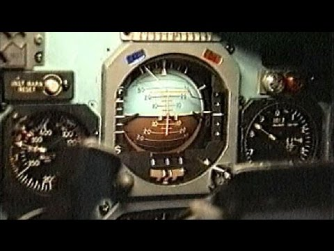 Cockpit-video SAS DC-9-21, from CPH to BUD in 1987!
