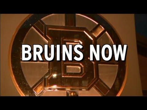 Bruins Now: B's Take First, Pastrnak Gets Gordie Howe Hat Trick