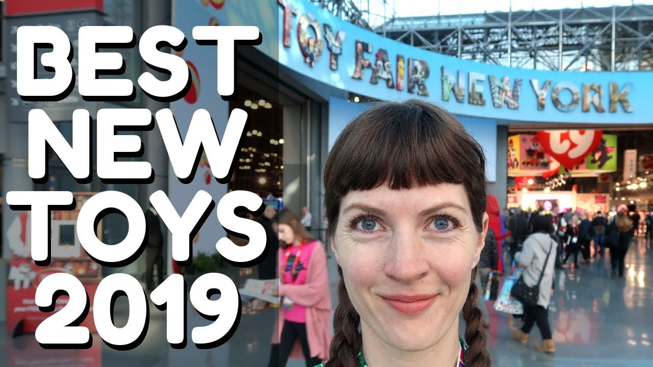 Best Toys For Christmas 2019.Best Toys For 2019 Toy Fair New York 2019 Best In Show