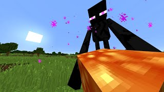 So I changed the Enderman's AI...