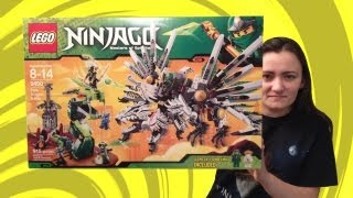 [Giveaway CLOSED] LEGO 9450 Epic Dragon Battle LEGO Ninjago Review & Stop Motion