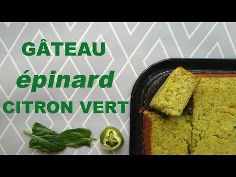 gâteau-vert,-citron-vert--épinard-(oui,-oui,-épinard!)