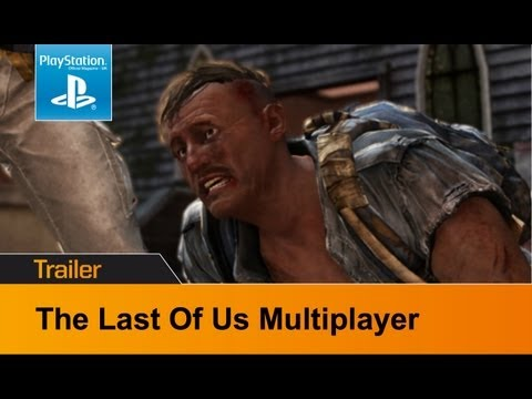The Last Of Us multiplayer trailer - Clan-based online fighting for supplies