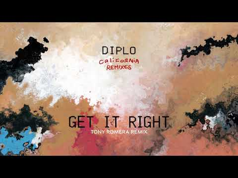 Diplo - Get It Right (feat. MØ & GoldLink) [Tony Romera Remix] {Official Full Stream}