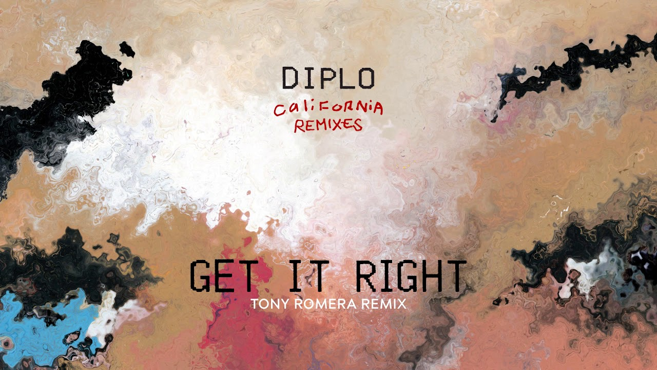 Download Diplo - Get It Right (feat. MØ & GoldLink) (Tony Romera Remix) (Official Full Stream)