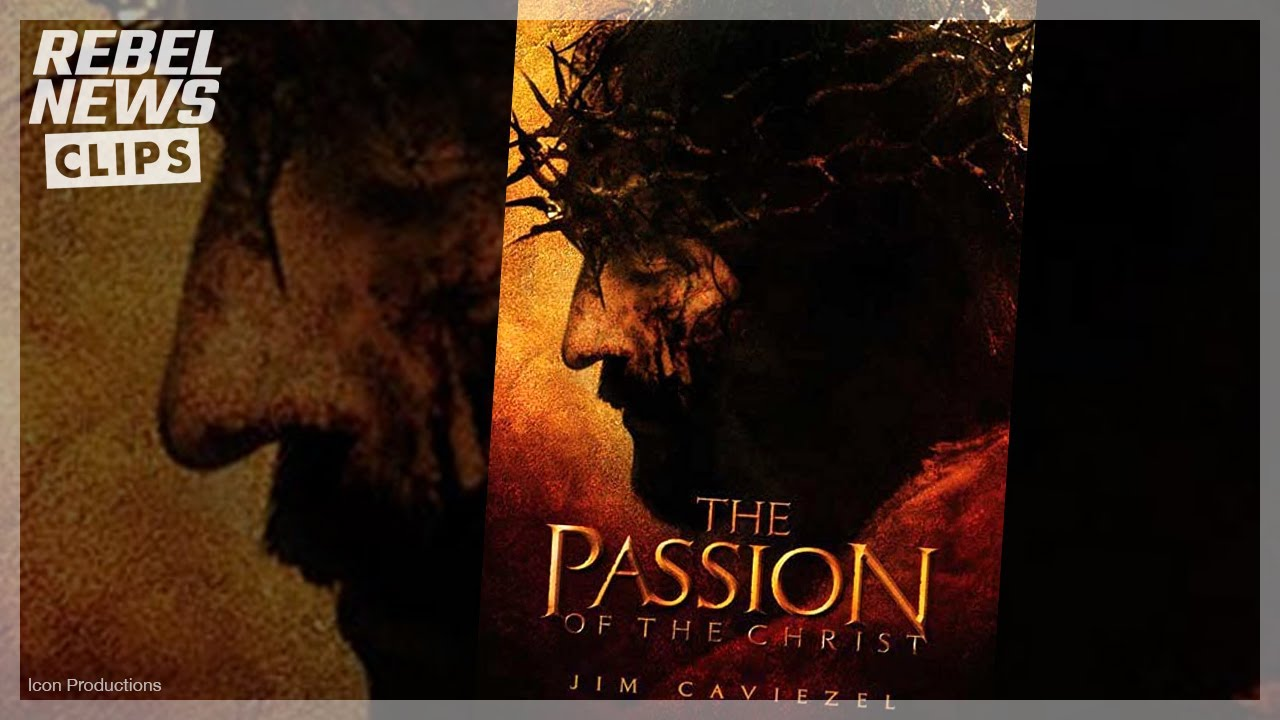 Ezra watches Passion of the Christ, calls out Canada's churches for shutting down