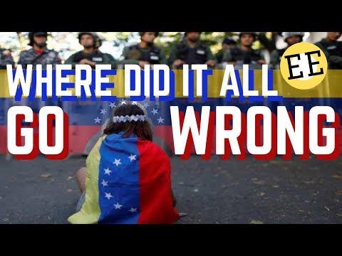 The Economic Failure of Venezuela