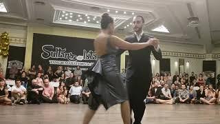 Gioia Abballe & Gianpiero Galdi 5th Sultans Of Istanbul Tango