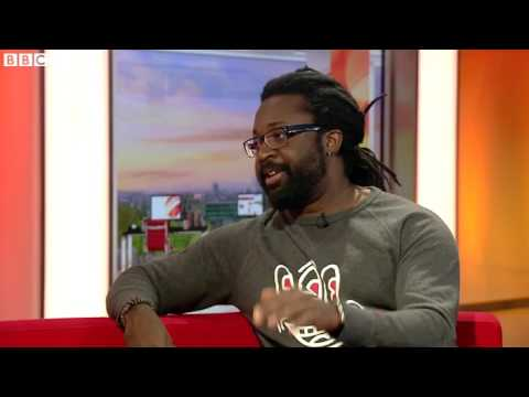 Booker winner Marlon James on rejection and Jamaican patois   BBC News