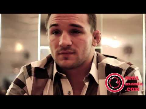 Michael Chandler interview with MMAmania.com