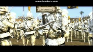 Hitler plays Medieval II Total War (PARODY)