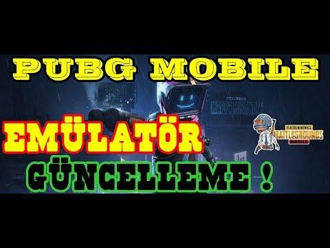 pubg-mobile-(emÜlatÖr-tencent)-yenİ-gÜncelleme-!