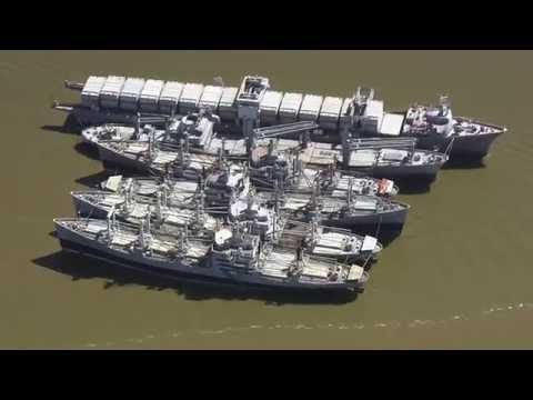 The Last of the Mothball Fleet, Suisun Bay
