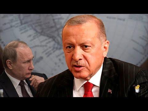 Эрдоган недоволен Россией. Москва кинула турок