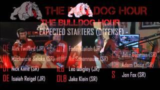 The Bulldog Hour, Episode 1-1: 2015 Season Preview (pilot)