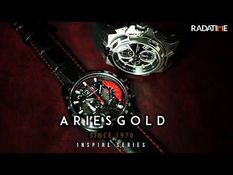 Aries Gold Inpire Collection - RADATIME from YouTube · Duration:  58 seconds