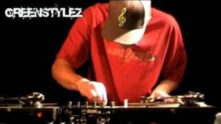 DJ GREENSTYLEZ // beim ersten ma zwoter