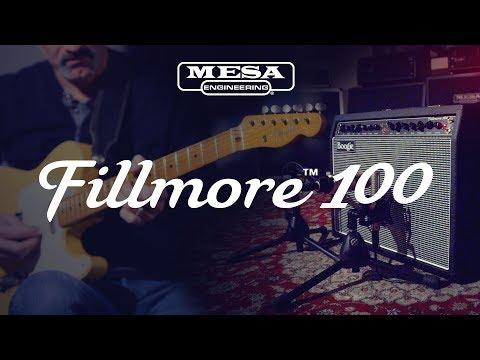 MESA/Boogie – Fillmore™ 100
