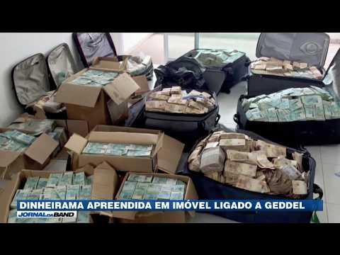 Dinheiro Apreendido Em Imóvel Já Passa De R$ 33 Milhões