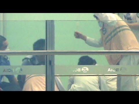 北京国際空港で爆発 車いすの男性が手製の爆発物=中国