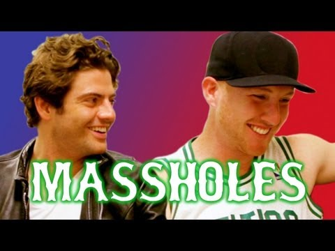Massholes Episode 1: This is Ahhhh Time