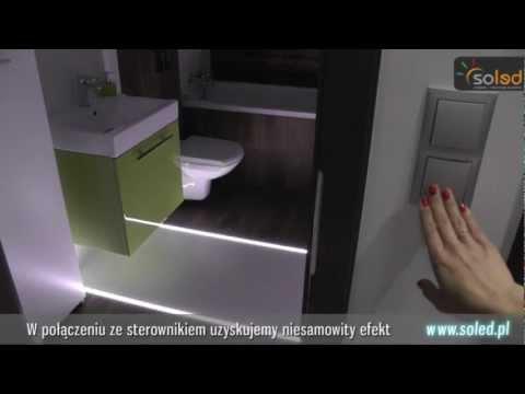 Oświetlenie Led W Fudze So Hr Oświetlenie łazienki