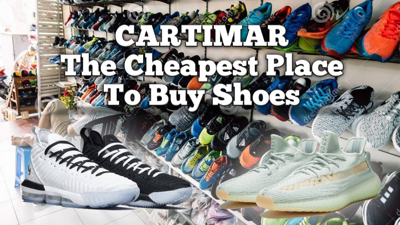 cheapest place for shoes