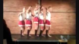 Jingle bell rock revy 2007