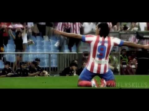 """Radamel Falcao  """"El Tigre"""" The Perfect Striker 2012/2013"""