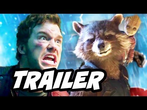 Guardians Of The Galaxy 2 Teaser Trailer Breakdown